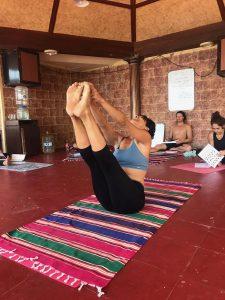 navasana en yoga